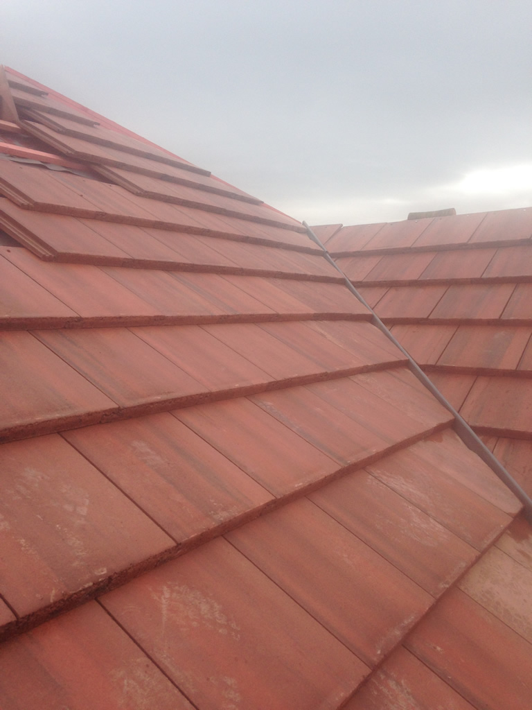 Strip Amp New Roof Rhyl North Wales Roofers Moore Roofing