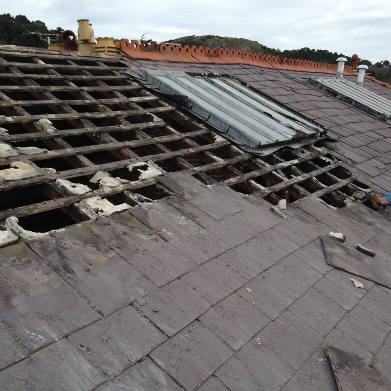 Roof Repair Llandudno North Wales North Wales Roofers